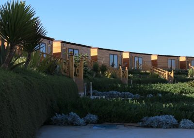 The Hotel's Deluxe Bungalows