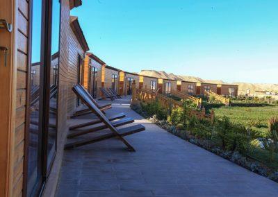 Deluxe Bungalows Terraces