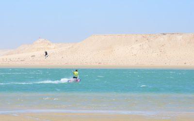 Dakhla-La Capitale du Kitesurf au Maroc
